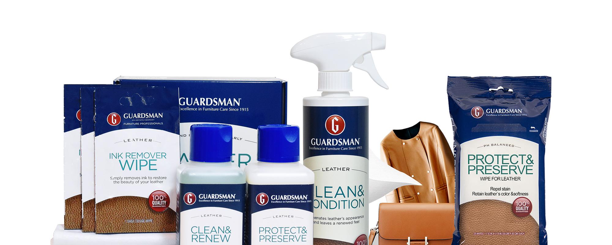 HHL Guardsman leather Care