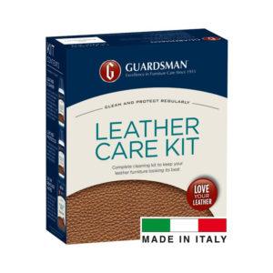 Guardsman Leather Care Kit