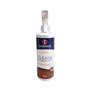 Leather Clean & Condition 500ml